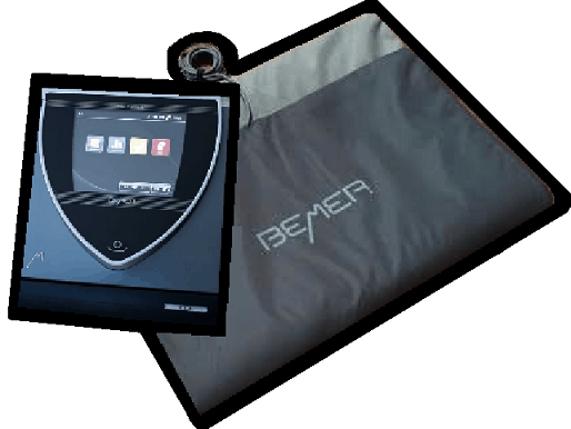 bemer therapy mat and controller
