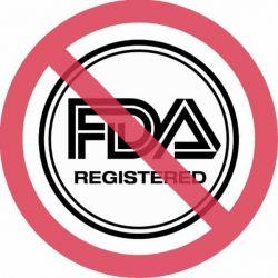 No FDA